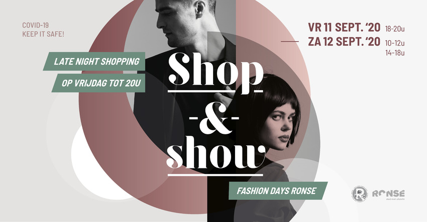 Shop & Show Fashion Days in Ronse