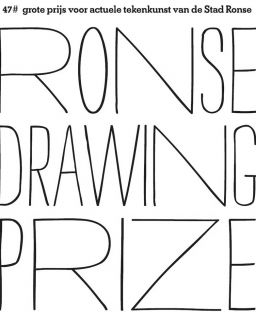 Ronse Drawing Prize